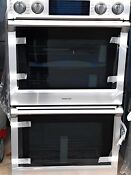 Samsung Nv51k7770ds 30 Inch Steel Electric Double Wall Oven
