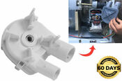 Washer Pump For Roper Ral544aw0 Kenmore 80 Series Whirlpool Thin Twin Lte5243d
