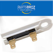 Partsbroz 3392519 Dryer Thermal Fuse Replacement Part For Whirlpool And Kenmore