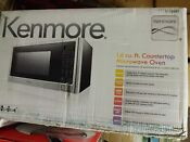 Kenmore P11043aph Wjs 1 6 Cu Ft Microwave Oven 76983 New