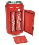 Coca Cola Cc06 Mini Fridge Red