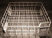 Kitchen Aid Dishwasher Lower Rack Part W10056271 W Wheels Basket
