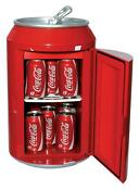 Coca Cola Cc12 12 Can Ac Dc Personal Mini Cooler Mini Fridge By Koolatron