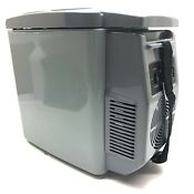 Thermoelectric Portable Fridge Warmer Auto Car Boat Home Office Ac Dc Tested