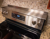 30 X 5 Deep Stainless Steel Magnetic Mount Above Kitchen Stove Spice Shelf