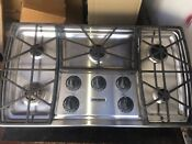 Kitchenmaid 36 5 Burner Stainless Steel 36 Cooktop Kgcs166gss2
