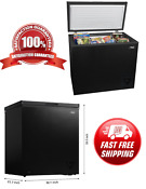 Brand New Artic King Chest Freezer 7 Cu Ft Black Ships Free