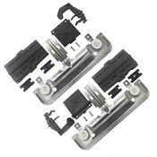 Fit For Kenmore Whirlpool Dishwasher Upper Rack Adjuster Metal Kit W10712395