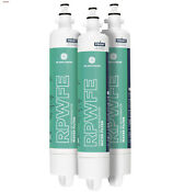 Ge Rpwfe Refrigerator Water Filter 3 Pack