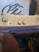Kenmore Control Panel 189d5245p001 For Stackable Washer Dryer See Descrip