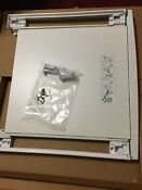 00574010 Bosch Washer Dryer Stacking Kit With Pull Out Shelf Oem