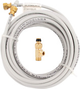 Pex Ice Maker Installation Kit 25 Feet Of Tubing For Appliance Water Lines With