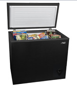 Chest Deep Freezer 7 Cu Ft Frozen Food Storage Ice Fridge With Basket Free Ship
