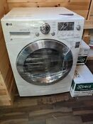 Lg All In One Washer Dryer Combo Wm3477hw 2 3 Cu Ft