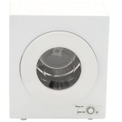 Magic Chef 2 6 Cu Ft White Compact Electric Dryer