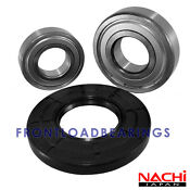 New Front Load Ge Washer Tub Bearing And Seal Kit Fits Tank Wh45x10082