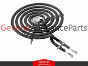 Electric Range Stove 6 Surface Burner Element Replaces Ge Kenmore Hotpoint