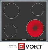 Siemens Iq100 Ea645ge17 Built In 60 Cm Hob Ceramic Glass 4 Cooking Zones Genuine