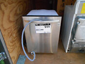 Lg Ldf77745st Stainless Steel Dishwasher 6 Cycle Self Cleaning New