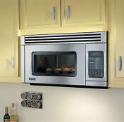 Viking Vmor205ss 5 Series Over The Range Microwave Oven In Stainless Steel