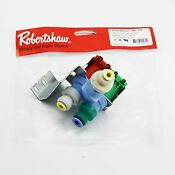 Whirlpool Kitchenaid Kenmore Water Valve Inlet Refrigerator Parts