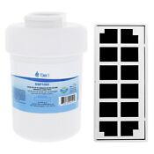Fits Ge Mwf Comparable Refrigerator Water Air Filter Combo