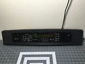 Ge Double Oven Touch Control Panel P Wb36t10597