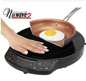 Nuwave Precision 2 Model Portable Induction Cooktop Great Condition