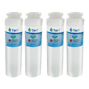 Fits Ge Mswf Smartwater Comparable Refrigerator Water Filter 4 Pack