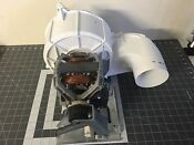 Bosch Dryer Motor With Housing P 436441 Fnbw 900 008 7953