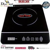 Commercial Induction Burner Electric Portable Countertop 1800 W Cooktop Cooker