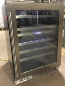 Danby Dwc053d1bsspr 24 Stainless Built In Wine Cooler Our 1