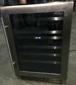 Danby Dwc053d1bsspr 24 Stainless Built In Wine Cooler