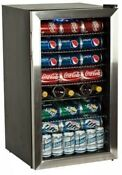 Edgestar Bwc120 103 Can And 5 Bottle Extreme Cool Beverage Cooler