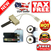 New Gas Dryer Repair Kit Ignitor Heat Flame Sensor Coils Whirlpool Maytag Part