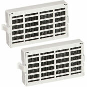 2 Pack New Replace Refrigerator Air Filter Fits Whirlpool W10311524 Fresh Flow