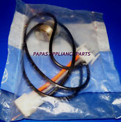 New Genuine Ge Wr50x104 Refrigerator Defrost Thermostat With Harness