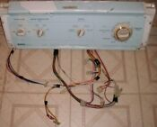 Kenmore Whirlpool Top Load Washer Series 70 Control Panel W Knobs Wiring