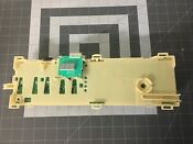 Bosch Dryer Electronic Control Board P 00666015
