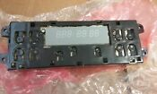 Ge Control Oven Erc3b Part Wb27t10409