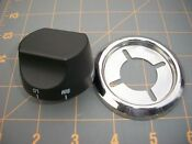 Dcs Dynamic Cooking Systems Gas Range Stove Cooktop Knob Range Off To Lite