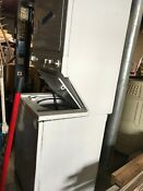 Ge White Stack Spacemaker Washer And Dryer