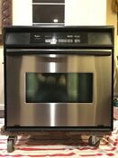 Whirlpool Electric Wall Oven 30 W Stainless Steel Rbs305pds17