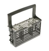Used Oem Ge Dishwasher Cafe Monogram Basket Wd28x20418 Wd28x20420