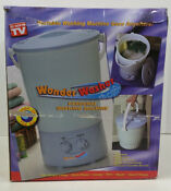 Wonder Washer Portable Personal Washing Machine Great For Camping Traveling
