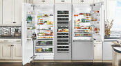 Fhiaba Fi30bi Lo Integrated 30 In Counter Depth Freezer Refrigerator Panel Ready