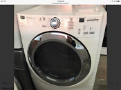 Clearance Working Electric Maytag 5000 Washer And Dryer Set With Steam White