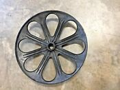 Maytag Neptune Front Load Washer Mah3000aww Pulley Spinner