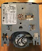 Whirlpool Kenmore Washer Timer