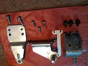 Frigidaire Refrigerator Door Hinge Assembly 18 21 Set